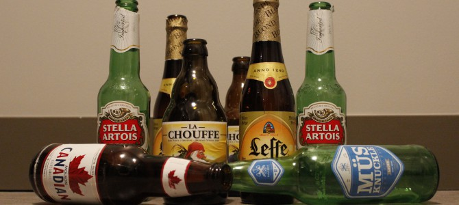 A Beer, My Kingdom for a Belgian Beer